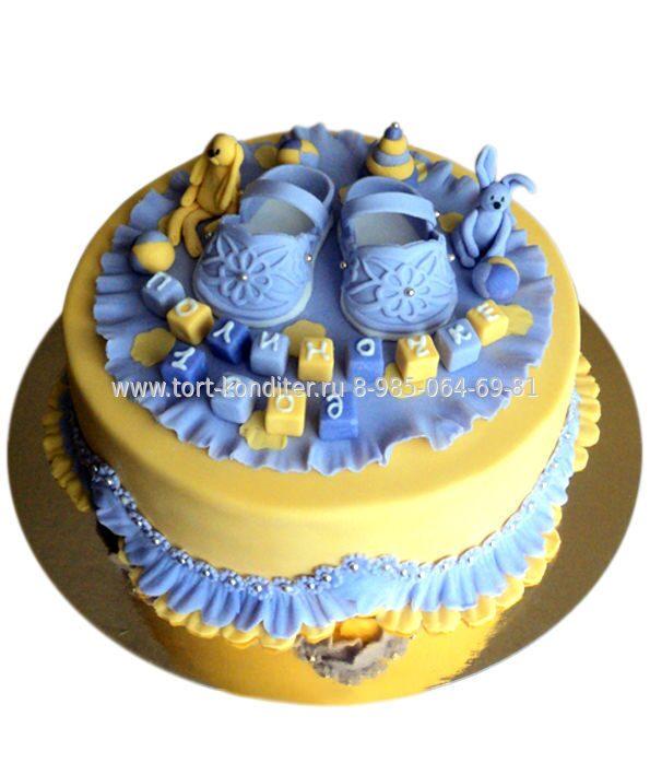 Торт для девочки на заказ недорого