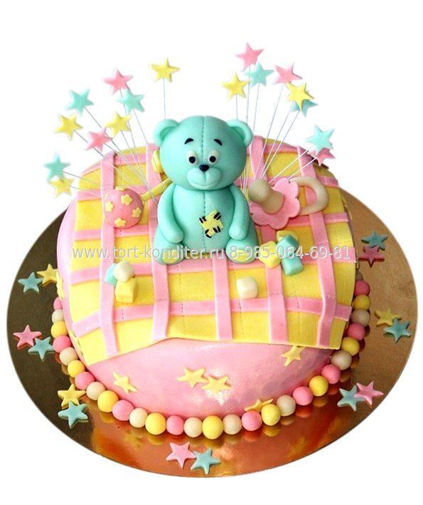 Торты с днем рождения детские в домашних условиях
