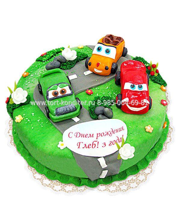 Детский торт на заказ цены